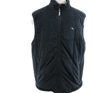 Tommy Bahama Men's Quilted Puffer Vest Size 2XL